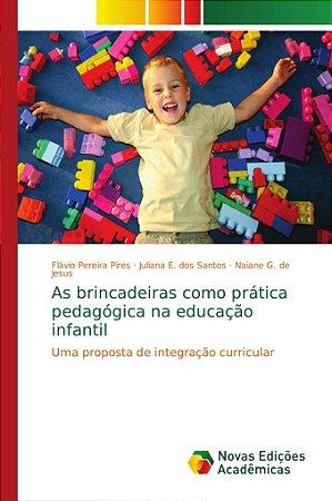 As brincadeiras como prática pedagógica na educação infantil