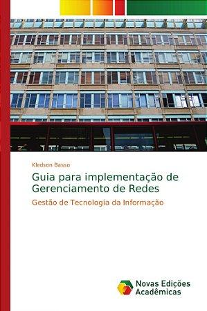 Guia para implementação de Gerenciamento de Redes
