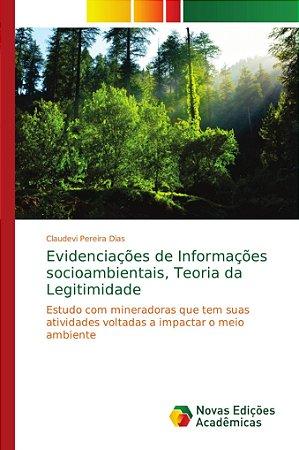 Evidenciações de Informações socioambientais; Teoria da Legi