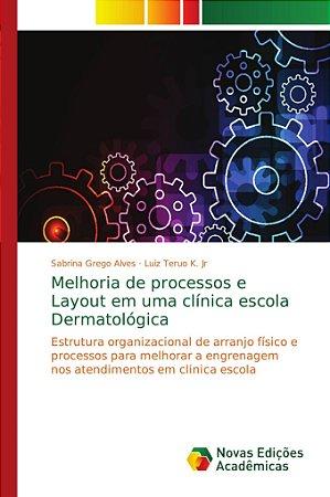 Melhoria de processos e Layout em uma clínica escola Dermato