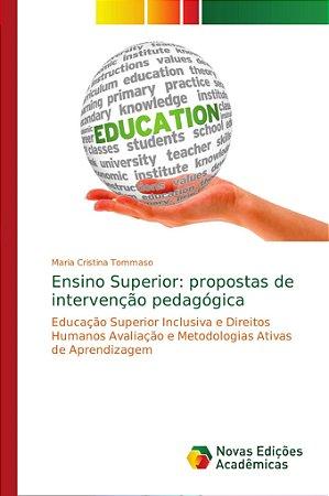 Ensino Superior: propostas de intervenção pedagógica