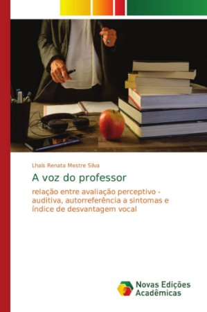 A voz do professor