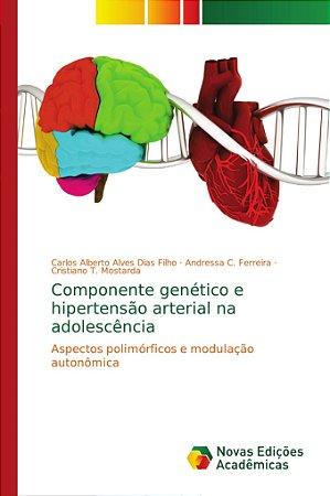 Componente genético e hipertensão arterial na adolescência