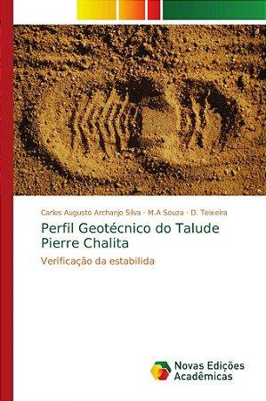 Perfil Geotécnico do Talude Pierre Chalita