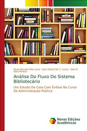 Análise Do Fluxo Do Sistema Bibliotecário