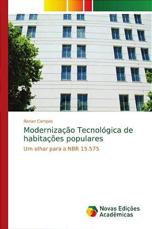 Modernização Tecnológica de habitações populares