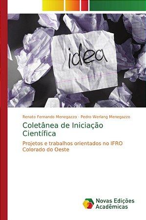 Coletânea de Iniciação Científica