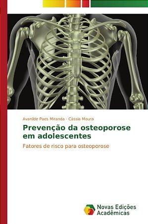 Prevenção da osteoporose em adolescentes