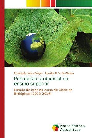 Percepção ambiental no ensino superior