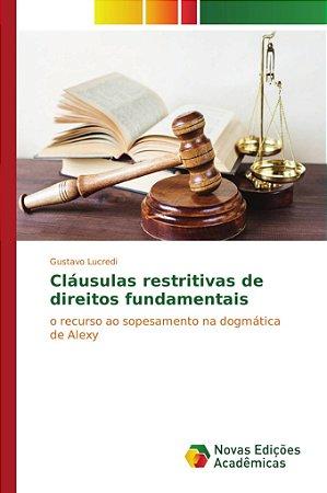 Cláusulas restritivas de direitos fundamentais