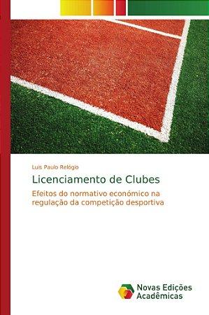 Licenciamento de Clubes