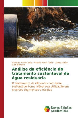 Análise da eficiência do tratamento sustentável da água resi