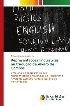 Representações linguísticas na tradução de Álvaro de Campos