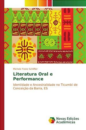Literatura Oral e Performance