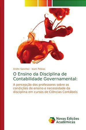 O Ensino da Disciplina de Contabilidade Governamental: