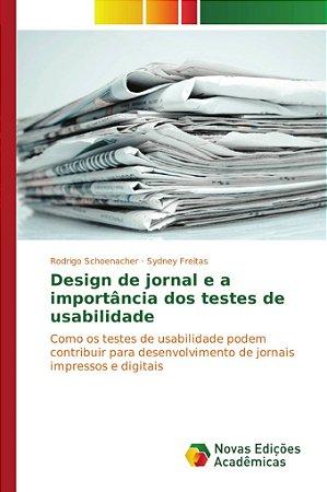 Design de jornal e a importância dos testes de usabilidade