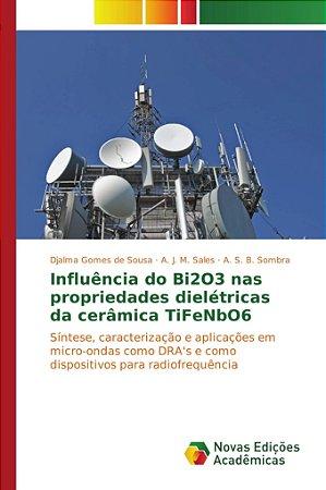 Influência do Bi2O3 nas propriedades dielétricas da cerâmica
