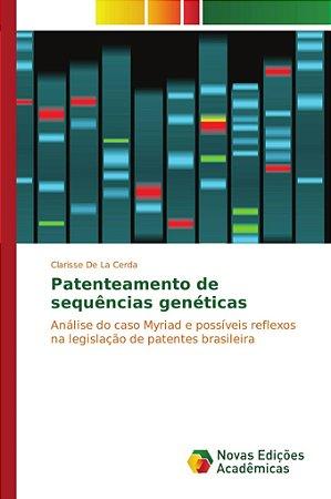 Patenteamento de sequências genéticas