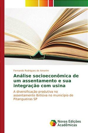 Análise socioeconômica de um assentamento e sua integração c