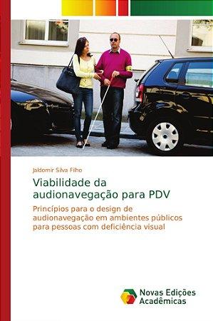 Viabilidade da audionavegação para PDV