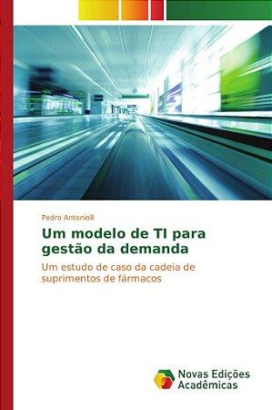 Um modelo de TI para gestão da demanda