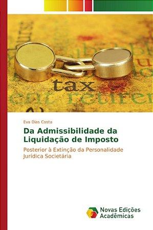 Da Admissibilidade da Liquidação de Imposto