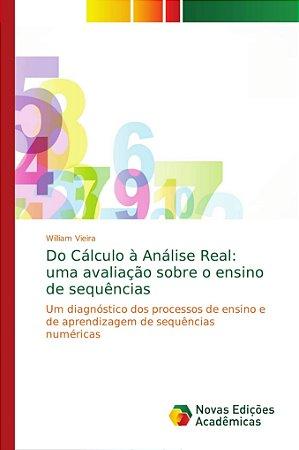 Do Cálculo à Análise Real: uma avaliação sobre o ensino de s