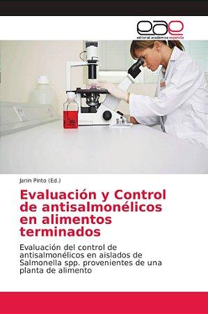 Evaluación y Control de antisalmonélicos en alimentos termin