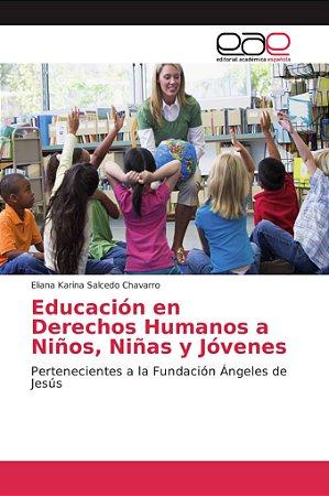 Educación en Derechos Humanos a Niños, Niñas y Jóvenes