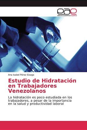 Estudio de Hidratación en Trabajadores Venezolanos