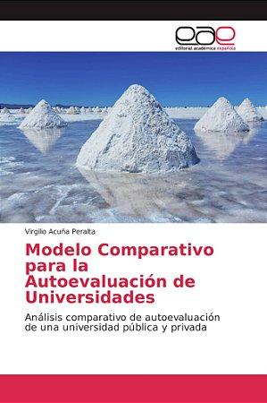 Modelo Comparativo para la Autoevaluación de Universidades