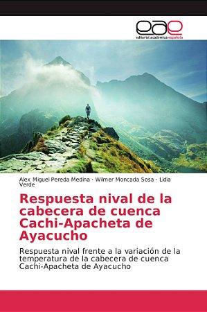 Respuesta nival de la cabecera de cuenca Cachi-Apacheta de A