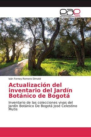 Actualización del inventario del Jardín Botánico de Bogotá