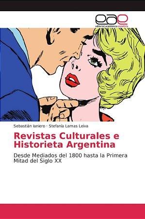 Revistas Culturales e Historieta Argentina