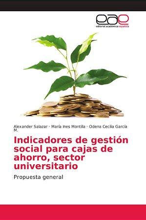 Indicadores de gestión social para cajas de ahorro, sector u