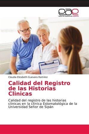 Calidad del Registro de las Historias Clinicas