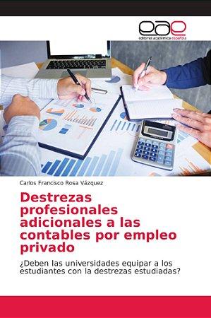 Destrezas profesionales adicionales a las contables por empl