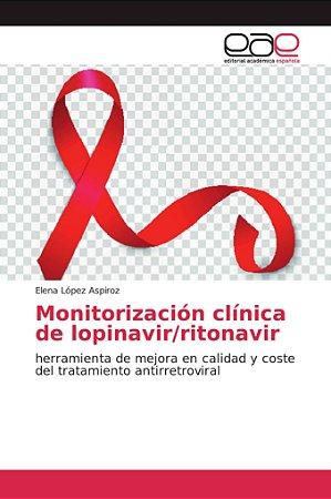 Monitorización clínica de lopinavir/ritonavir