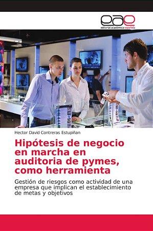 Hipótesis de negocio en marcha en auditoria de pymes, como h