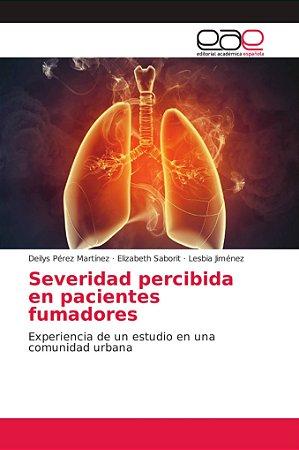 Severidad percibida en pacientes fumadores