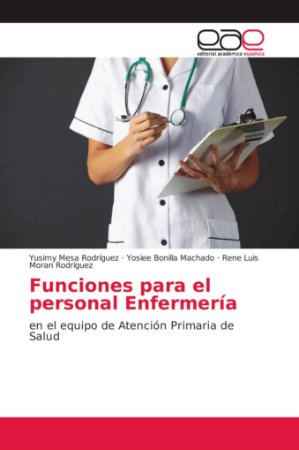 Funciones para el personal Enfermería