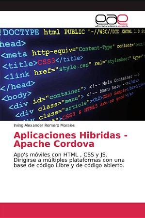 Aplicaciones Hibridas - Apache Cordova
