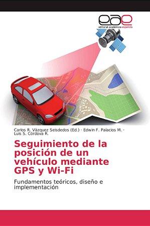 Seguimiento de la posición de un vehículo mediante GPS y Wi-