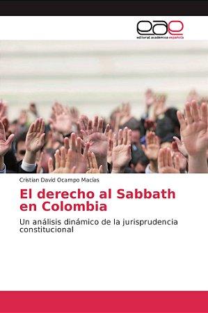 El derecho al Sabbath en Colombia