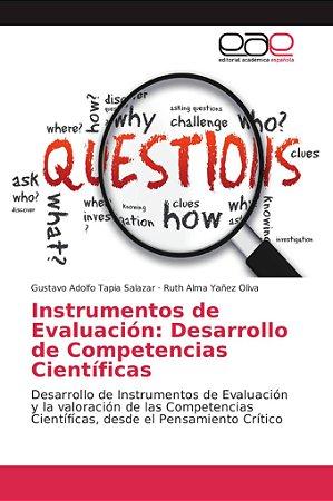 Instrumentos de Evaluación: Desarrollo de Competencias Cient