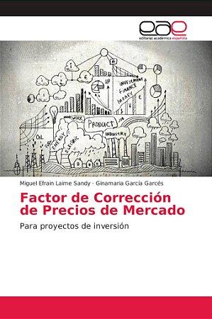 Factor de Corrección de Precios de Mercado