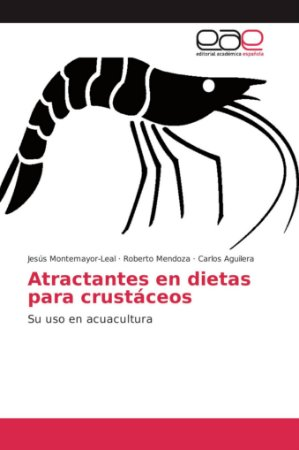 Atractantes en dietas para crustáceos
