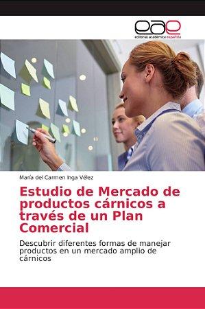 Estudio de Mercado de productos cárnicos a través de un Plan
