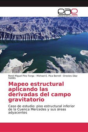 Mapeo estructural aplicando las derivadas del campo gravitat