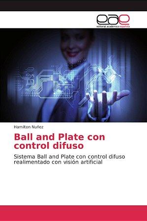 Ball and Plate con control difuso